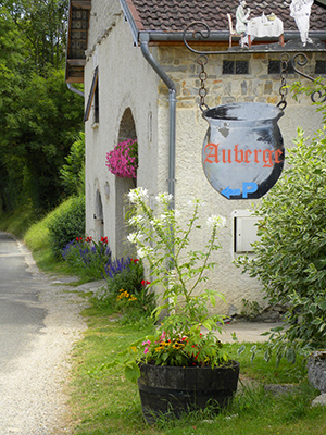 Auberge Restaurant à proximité des Salines d'Arc et Senans - Doubs
