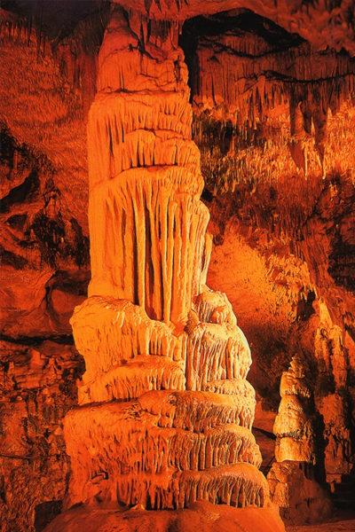 Visiter les Grottes d'Osselet - Doubs