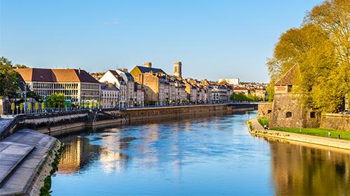 Besançon, Franche comté